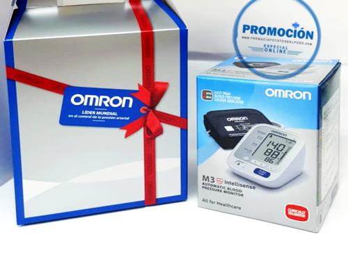 Promoción tensiómetro Omron